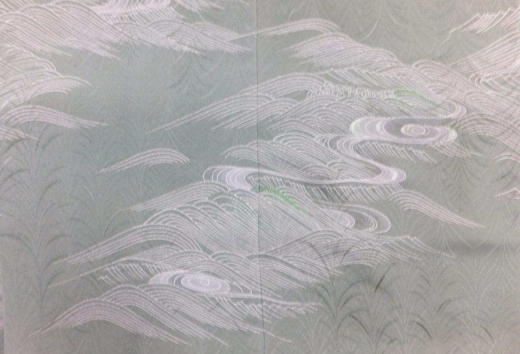 平成31年4月12日(金)波紋