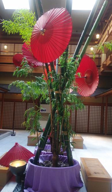 令和元年5月9日(木)おもてなし飾り