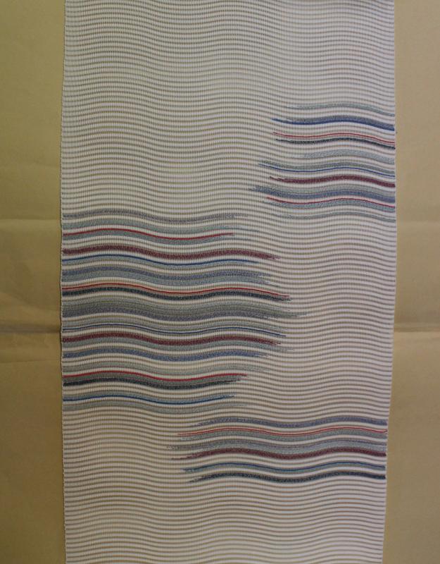 令和元年6月5日(水)絽綴れ帯
